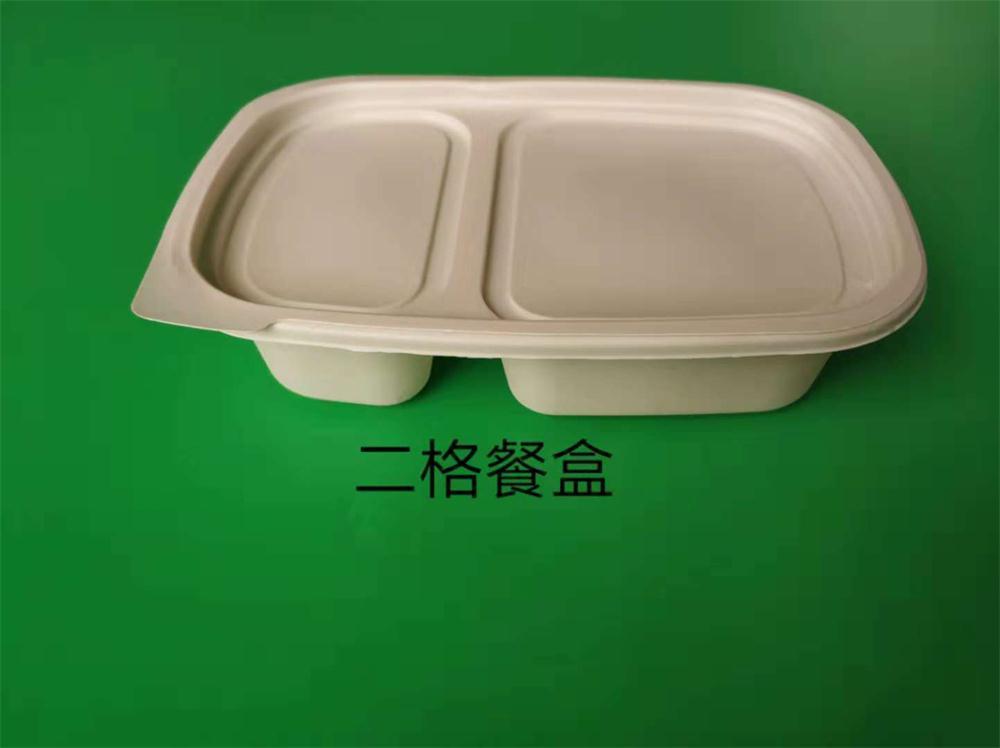 一次性环保餐具展示